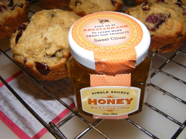 Everything is better with locally sourced honey