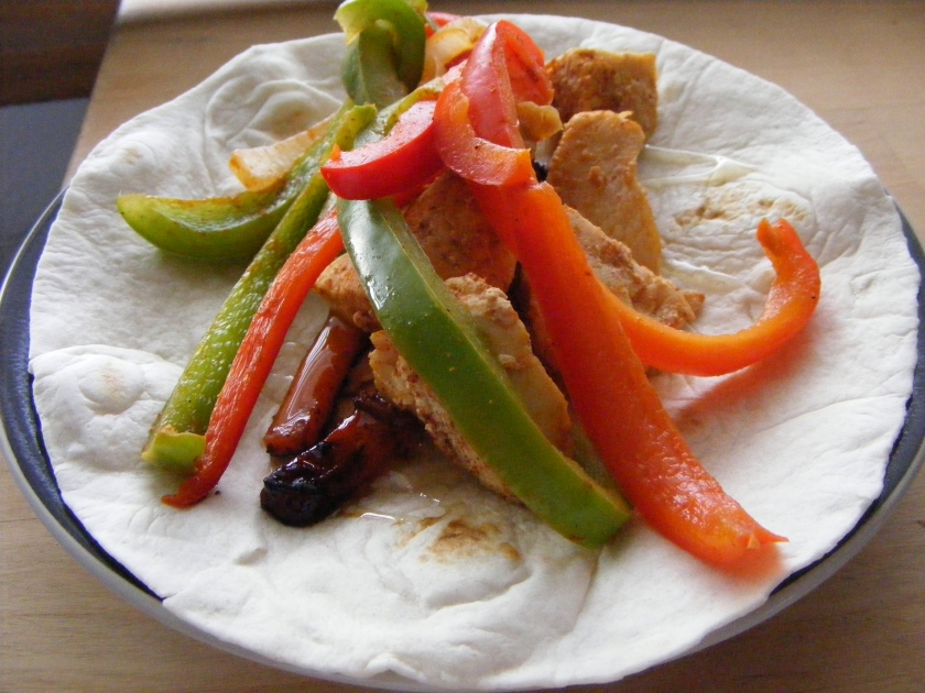 Fajita goodness