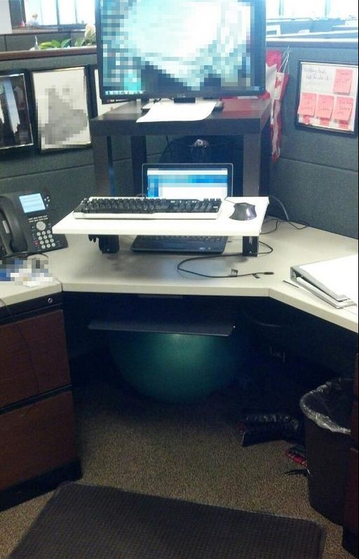 Standing Station
