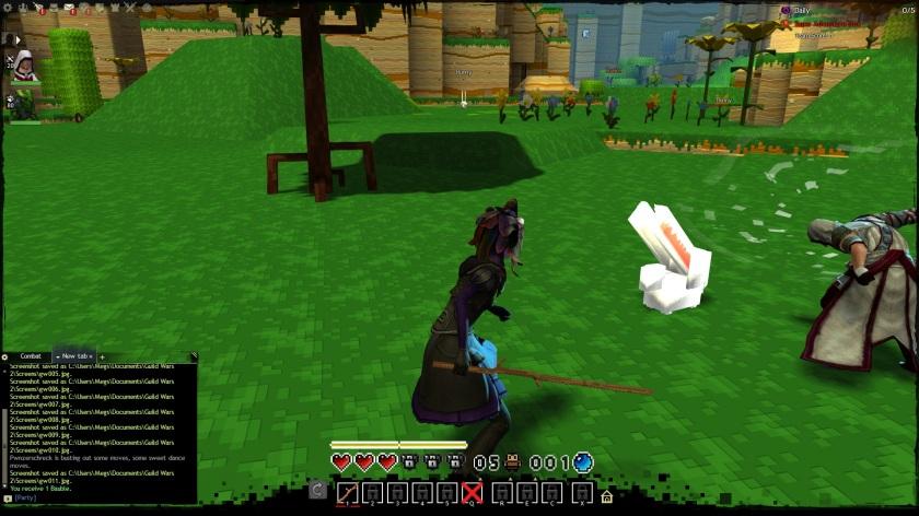 Rabbit!!