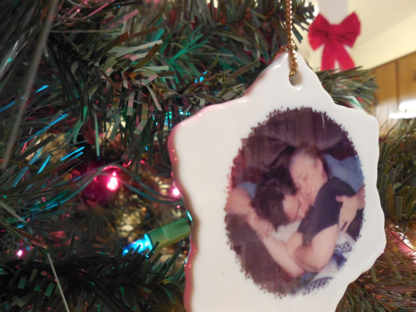 Snapfish Snowflake Photo Ornament