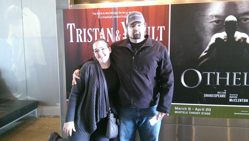 Megan + Jeff at Tristan & Yseult